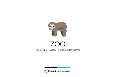 Zoo Premium Icon Pack