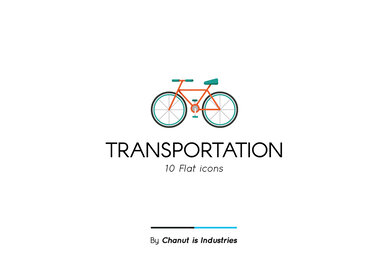 Transportation Premium Icon Pack 02