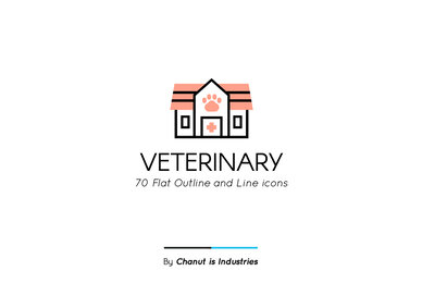Veterinary Premium Icon Pack