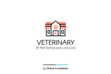 Veterinary Premium Icon Pack