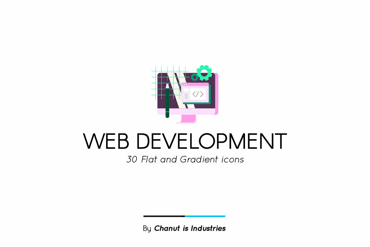 Web Development Premium Icon Pack