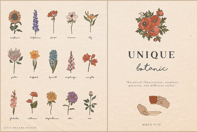 Unique Botanic Collection