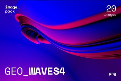 GEO WAVES4 Image Pack