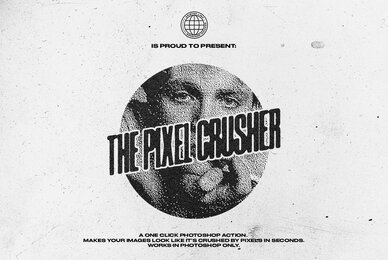 The Pixel Crusher   One Click