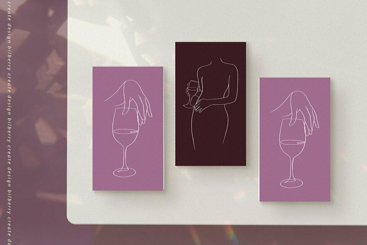 Wine Aesthetic