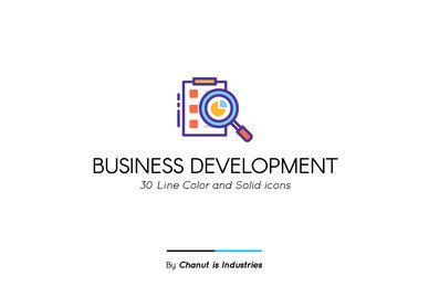 Business Development Premium Icon Pack