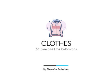 Clothes Premium Icon Pack