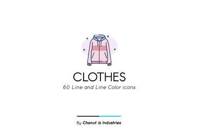 Clothes Premium Icon Pack