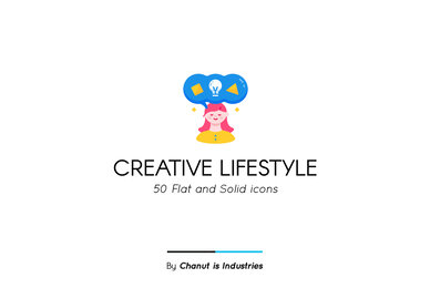 Creative Lifestyle Premium Icon Pack