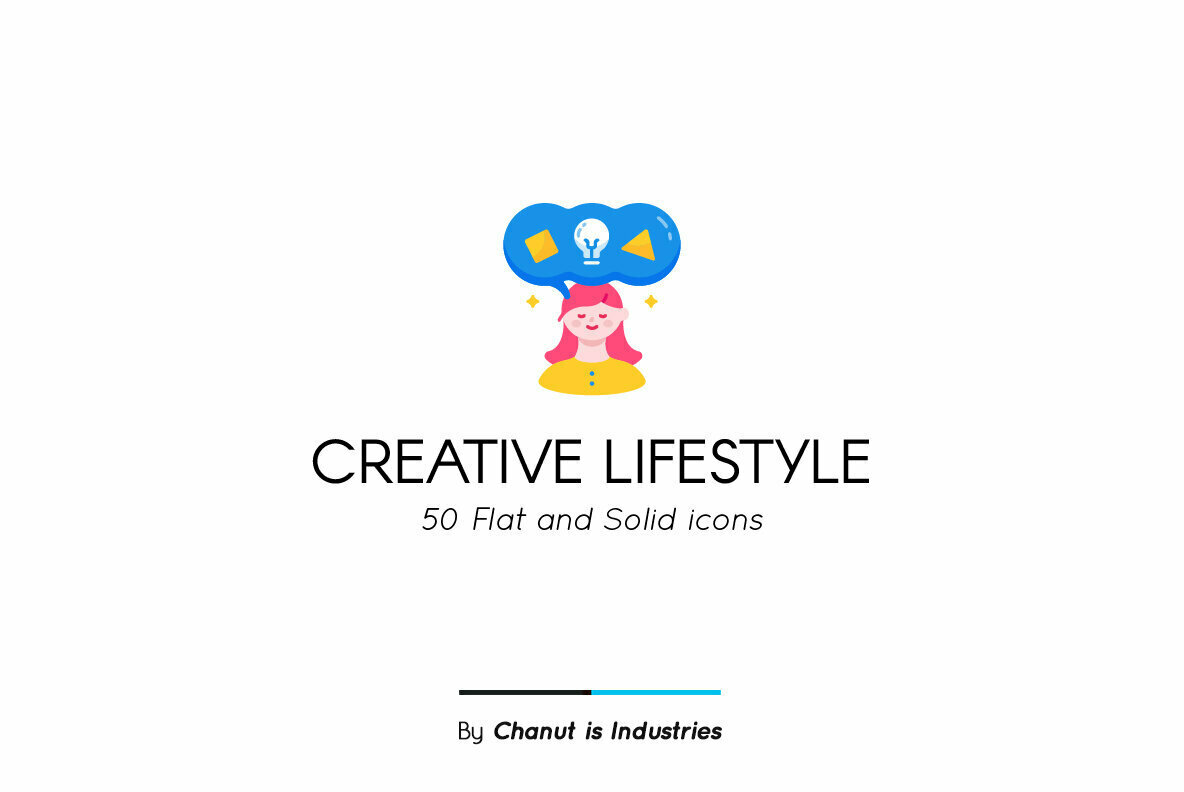 Creative Lifestyle Premium Icon Pack