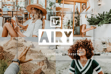 Airy Lightroom Presets