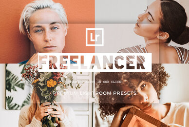 Freelancer Lightroom Presets