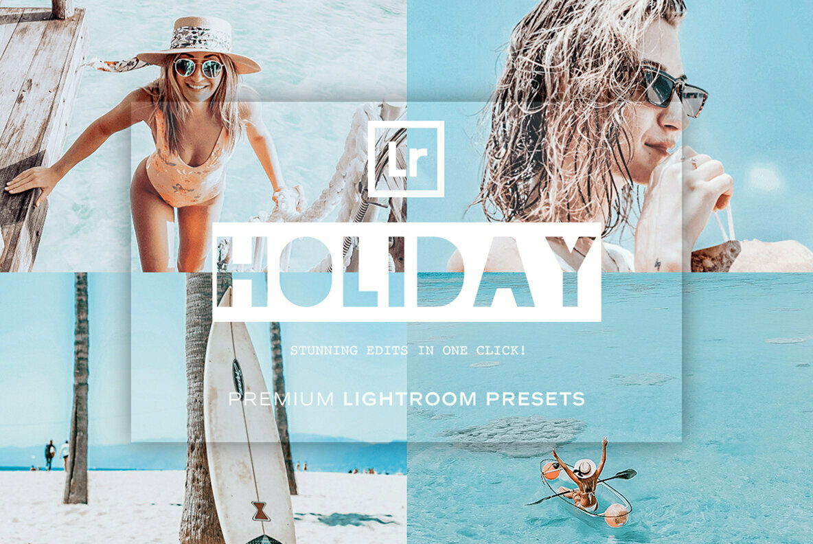 Holiday Lightroom Presets