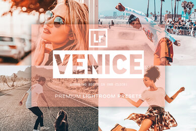Venice Lightroom Presets