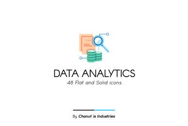 Data Analytics Premium Icon Pack