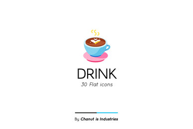 Drink Premium Icon Pack