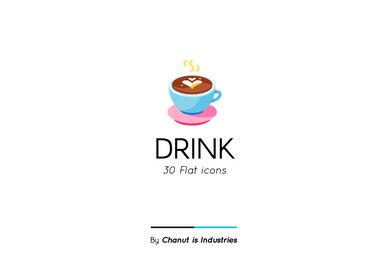 Drink Premium Icon Pack