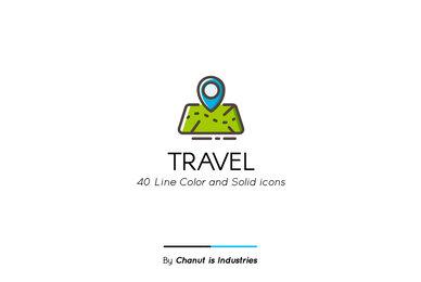 Travel Premium Icon Pack