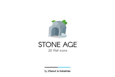 Stone Age Premium Icon Pack