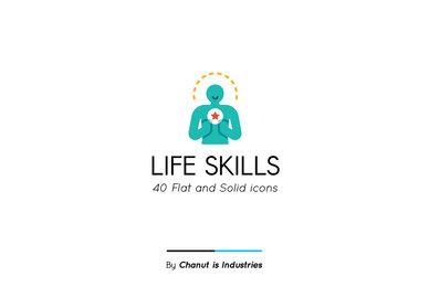 Life Skills Premium Icon Pack