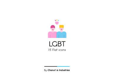 LGBT Premium Icon Pack