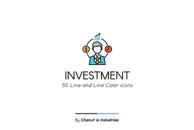 Investment Premium Icon Pack