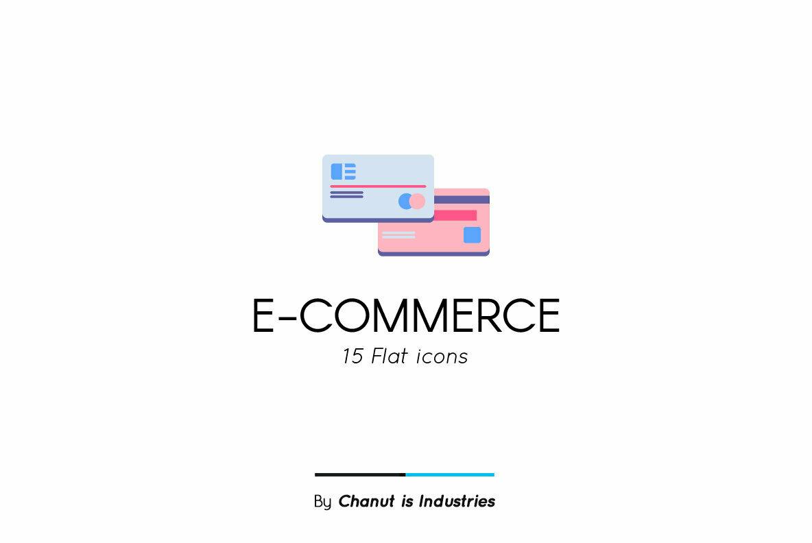 E Commerce Premium Icon Pack