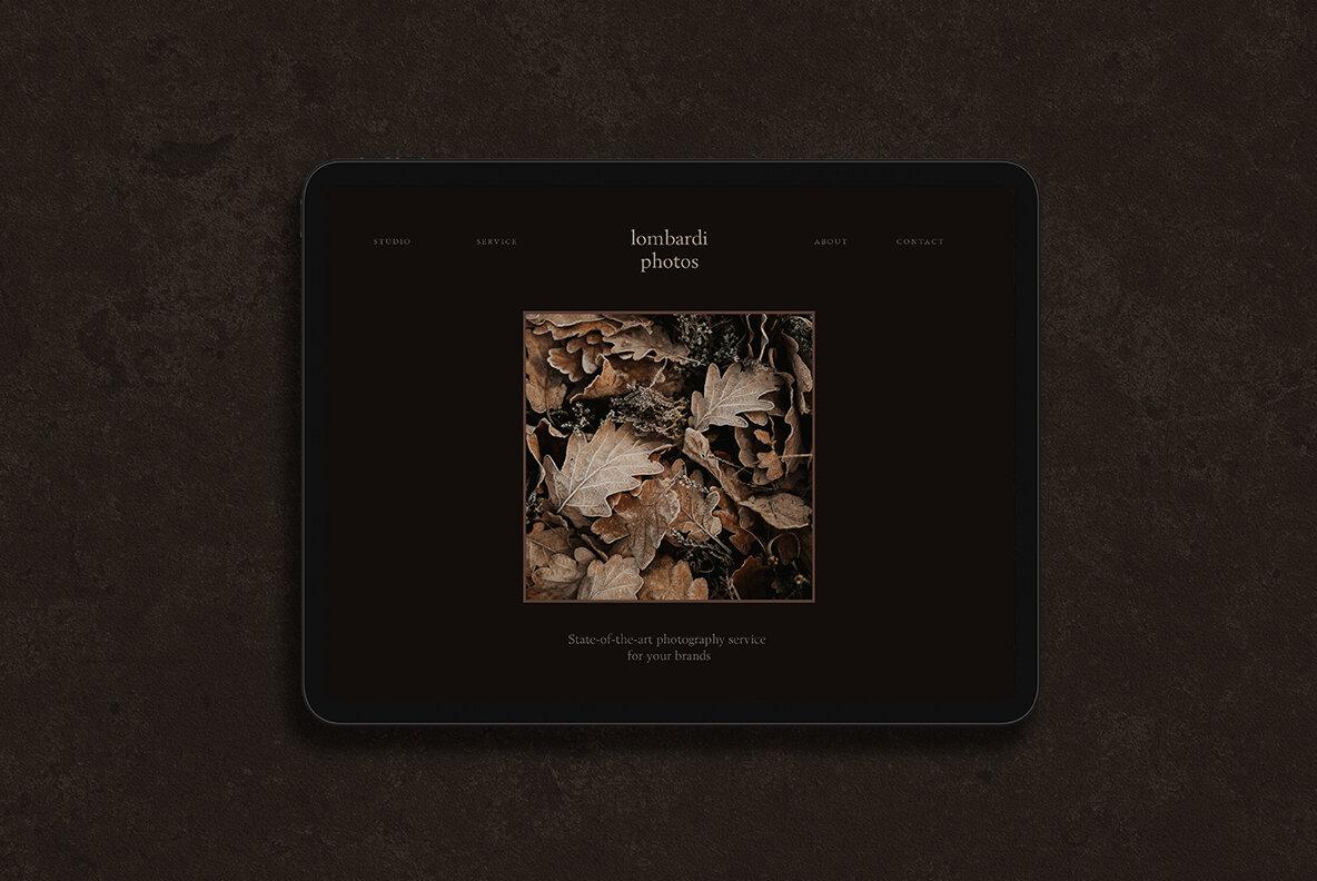 iPhone iPad Mockups   Dark Mode