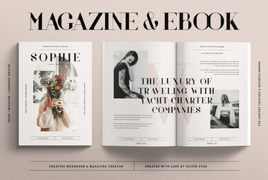 Sophie   eBook  Magazine Creator