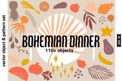 BOHEMIAN DINNER