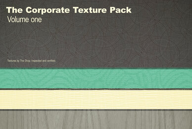 The Corporate Texture Pack Volume 01