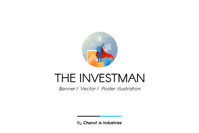 The Investman Premium Illustration pack