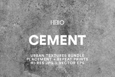 Cement Urban Textures
