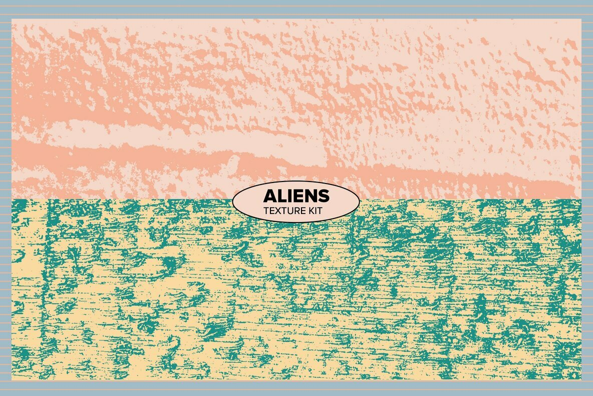 Aliens Texture Kit
