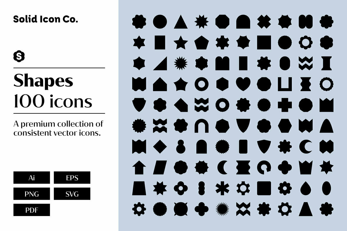 Shapes Icons