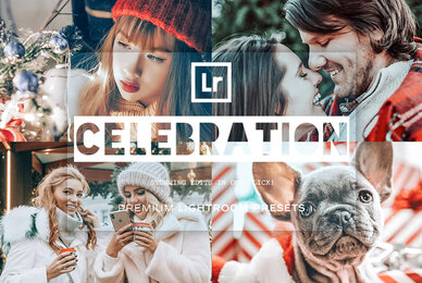 Celebration Lightroom Presets