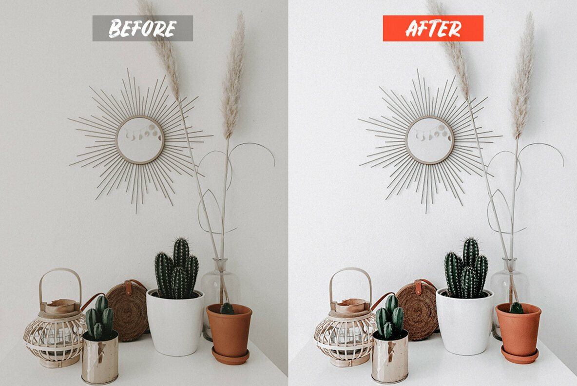 Clean Tones Lightroom Presets