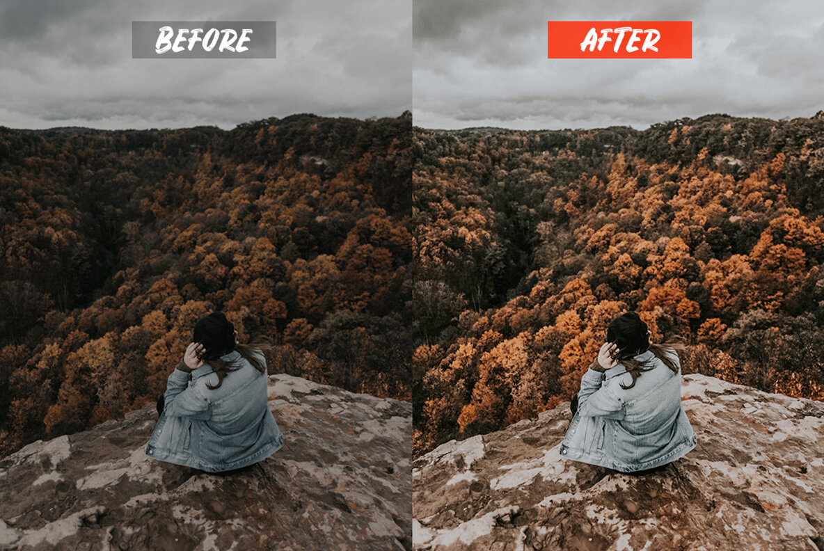 Film Lightroom Presets