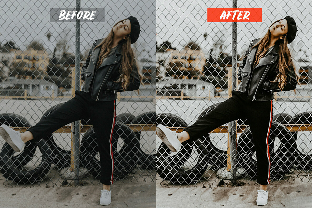 Urban   Lightroom Presets