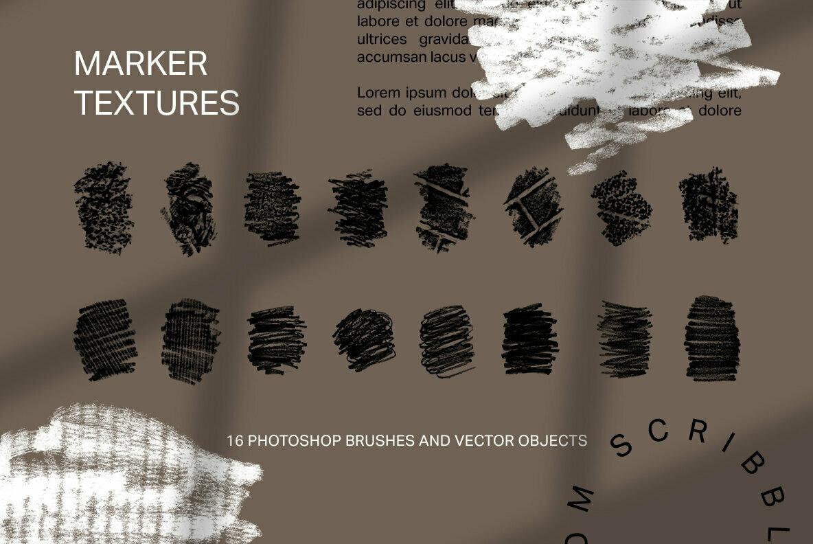 Marker Textures