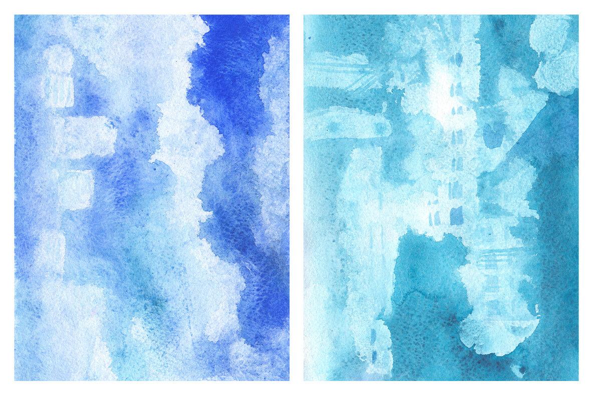 MYSTIC   Painting Watercolor Landscapes