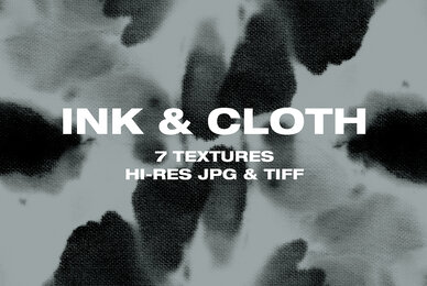 Ink  Cloth Textures