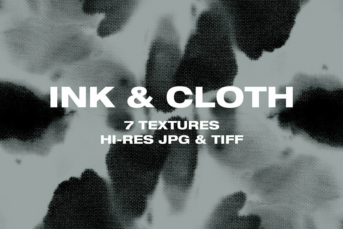 Ink   Cloth Textures