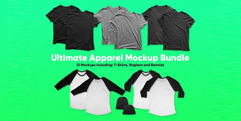 Ultimate Apparel Mockup Bundle