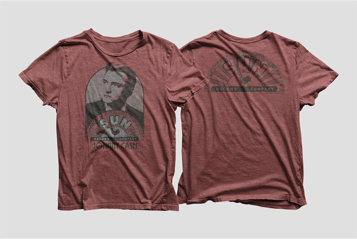 Heather T Shirt Mockup