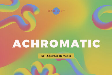 Achromatic Branding Kit