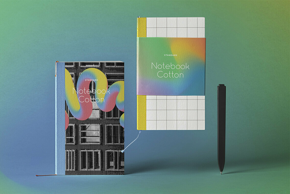 Achromatic Branding Kit