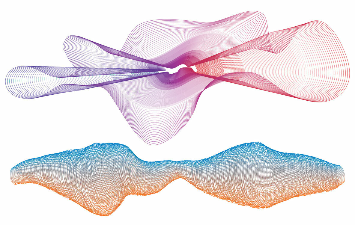 Abstract Vector Waves
