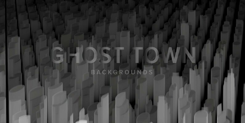 Ghost Town Backgrounds
