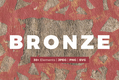 BRONZE   Abstract Gold Texture Backgrounds